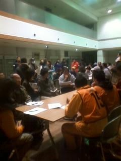 ボランティア全体会議